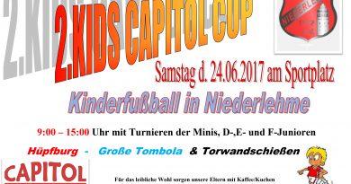 2. Kids Capitol Cup