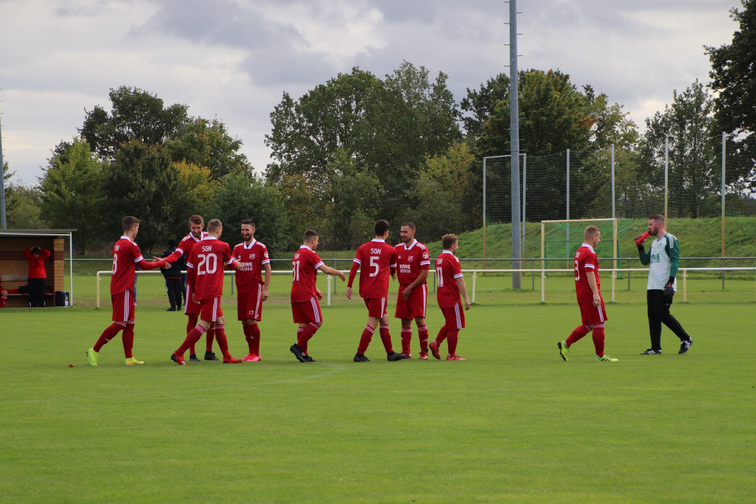 Die SGN muss in die Niederlausitz nach Peitz | 7. Spieltag